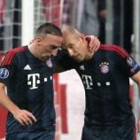 Robben Membuat Ancelotti Terkesan Atas Penampilannya