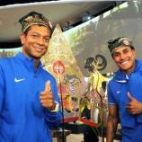 Punggawa Inter Milan Kagum Dengan Paviliun Indonesia