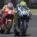Hubungan Marquez Dengan Rossi Kurang Harmonis