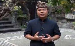 Gung Alit Calon Legislatif DPR RI Berkaitan Masalah Penipuan Pengurusan Izin Perluasan Lokasi Pelabuhan Pelindo Benoa