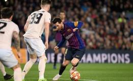 Hasil Liga Champions: Barcelona ke Semifinal Usai Kalahkan Man United 3-0