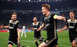 Ajax Bikin Rekor Usai Menang di Kandang Madrid dan Juventus
